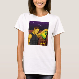 Tawnya and Peerren first story t-shirt