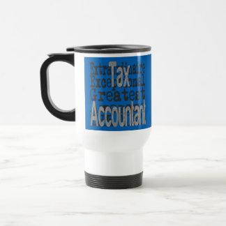 Tax Accountant Extraordinaire Travel Mug
