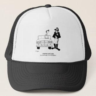 Tax Cartoon 9504 Trucker Hat