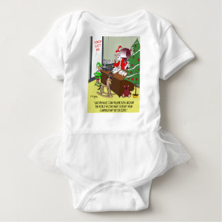 Tax Cartoon 9532 Baby Bodysuit