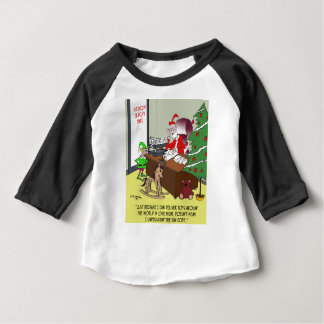 Tax Cartoon 9532 Baby T-Shirt