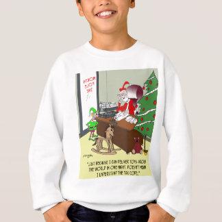 Tax Cartoon 9532 Sweatshirt