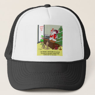 Tax Cartoon 9532 Trucker Hat