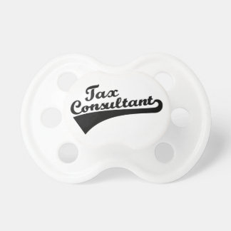Tax consultant pacifiers