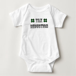 Tax Deduction Bodysuit