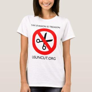 Tax Evasion is Treason T-Shirt