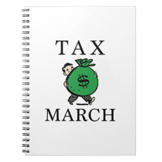 Tax March Notebook