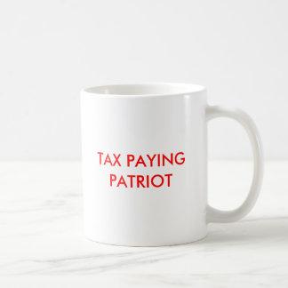 TAX PAYING PATRIOT COFFEE MUGS