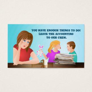 Tax Preparation business cards slogans
