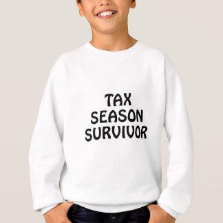 Tax Season Survivor Sweatshirt