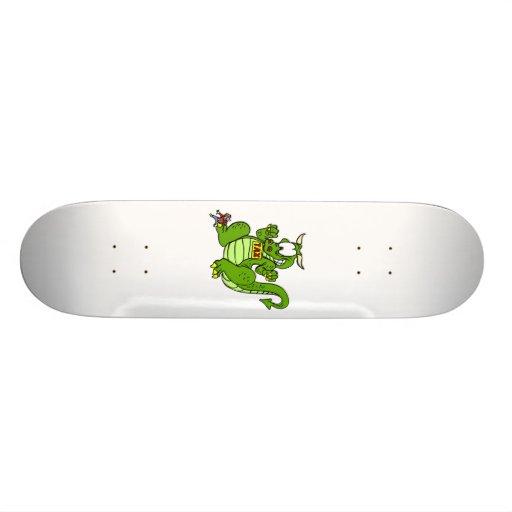 Tax the Dragon Skateboard