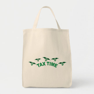 Tax Time Tote Bag