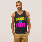 Taxation is Theft TANK