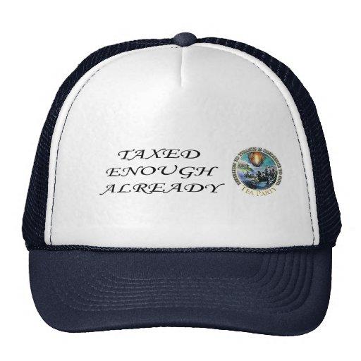 Taxed Enough Already Hat