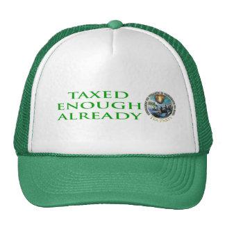 Taxed Enough Already Tea Party Hat