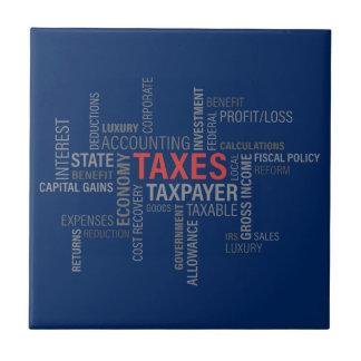 """""""Taxes"""" Tiles"""