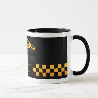 Taxi Cab Company Mug
