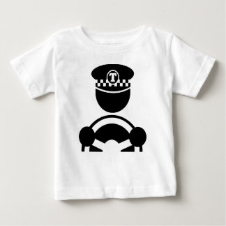 Taxi Driver Baby T-Shirt