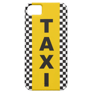 Taxi! iPhone 5 Cases