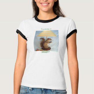 taxidermy is creepy T-Shirt