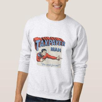 Taxpayer Man! Sweatshirt