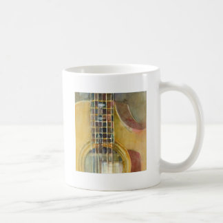 Taylor Acoustic Guitar Coffee Mug