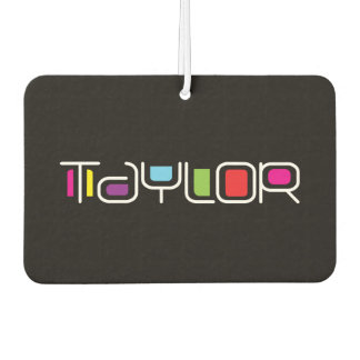 Taylor Contempo Glo-Colors Air Freshener