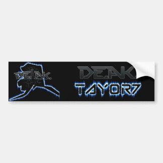 Taylor DEAK Sticker