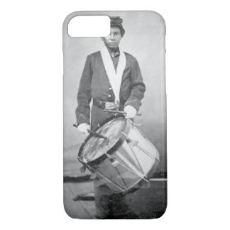 Taylor - Drummer Boy_War Image iPhone 7 Case
