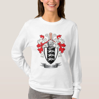 Taylor Family Crest Coat of Arms T-Shirt