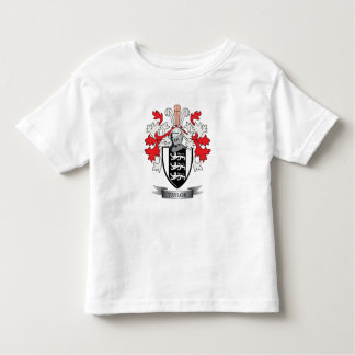 Taylor Family Crest Coat of Arms Toddler T-shirt