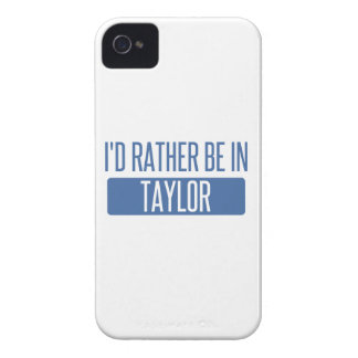 Taylor iPhone 4 Case-Mate Case