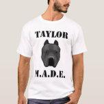 Taylor M.A.D.E. Pitbull T-shirt