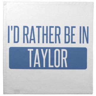 Taylor Napkin