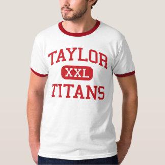 Taylor - Titans - Middle School - Kokomo Indiana T-Shirt