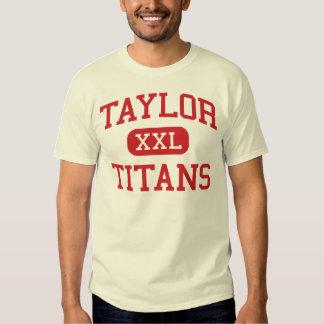 Taylor - Titans - Middle School - Kokomo Indiana Tee Shirts