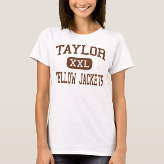 Taylor - Yellow Jackets - High - North Bend Ohio