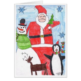 Taylor's Christmas Card