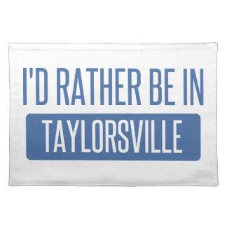 Taylorsville Placemat