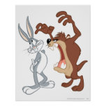 TAZ™ and BUGS BUNNY™ Not Even Flinching - Colour