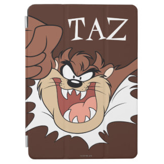 TAZ™ Bursting Through Page iPad Air Cover