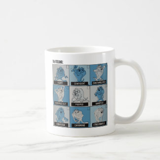 TAZ™ Emotion Checkbox Coffee Mug