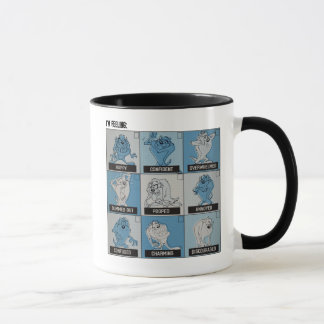 TAZ™ Emotion Checkbox Mug