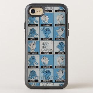 TAZ™ Emotion Checkbox OtterBox Symmetry iPhone 8/7 Case