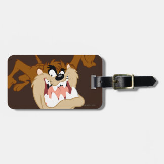 TAZ™ Evil Grin Luggage Tag