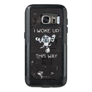 TAZ™ I Woke Up This Way OtterBox Samsung Galaxy S7 Case