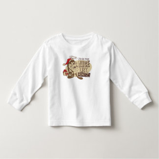 TAZ™- I'm On The Nice List Toddler T-shirt