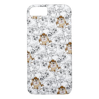 TAZ™ Line Art Color Pop Pattern iPhone 8/7 Case
