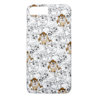TAZ™ Line Art Color Pop Pattern iPhone 8 Plus/7 Plus Case