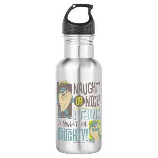 TAZ™- Naughty or Nice? 532 Ml Water Bottle